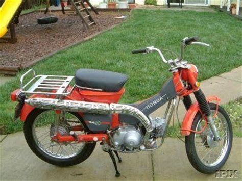 Honda Trail 90 Parts by 1969 Honda Ct90 Parts