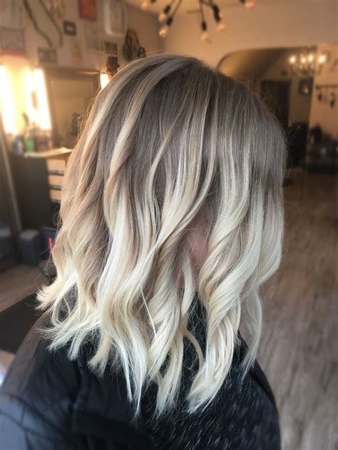 how long take for balayage 91 best my hair portfolio images on pinterest blonde