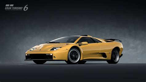 Gran Turismo Lamborghini Lamborghini Diablo Gt 00 Gran Turismo 6 Kudosprime