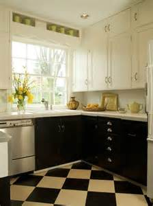 Black And White Kitchen Cabinets by One Color Fits Most Black Kitchen Cabinets