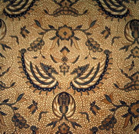 desain batik flora dan fauna di balik kecantikan motif batik yogyakarta tersimpan