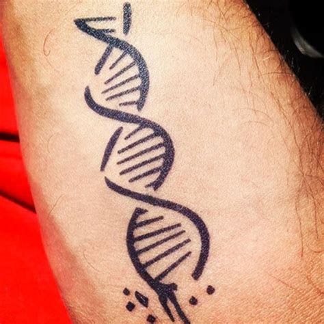 ixo dna tattoo apollobox