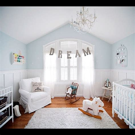 nursery wall color light blue for the home