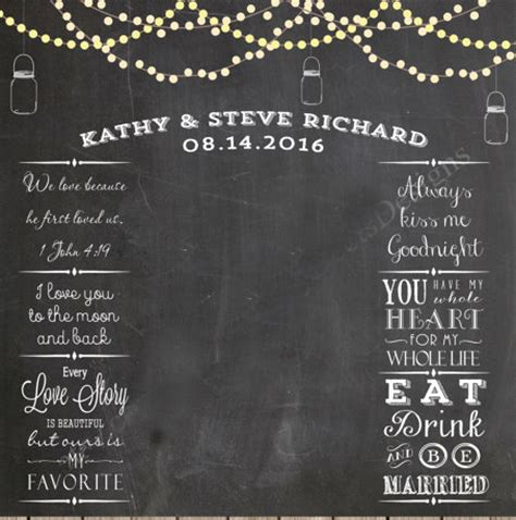 Wedding Backdrop Chalkboard by Popular Wedding Photobooth Backdrop Buy Cheap Wedding