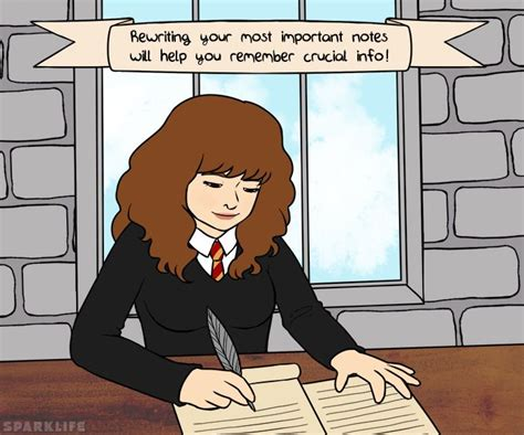 How To Study Like Hermione Granger by Sparklife 187 Study Tips From Hermione Granger Study Tips