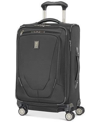charging for carry on bags travelpro crew 11 21 quot carry on expandable spinner suitcase