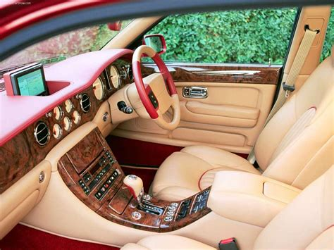 bentley 2000 interior bentley arnage red label 2000 interior 17 of 24