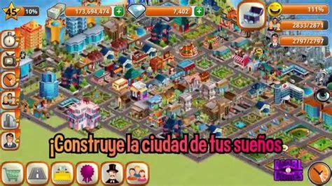 juegos de construccion de casas ciudad aldea sim de la isla 161 construye en este juego