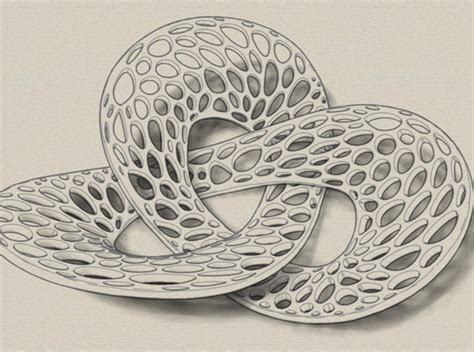 fruit 3d printing 3d printed organic trefoil fruit bowl by genghis pinshape