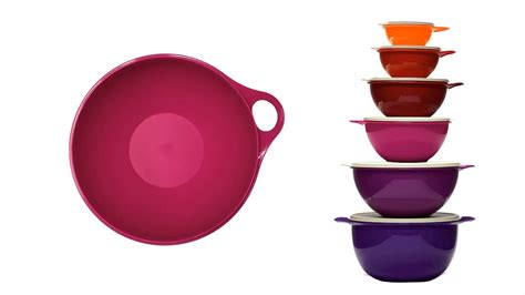 Tupperware Clip On Bowl mini maxi mega criativa tupperware that s a bowl