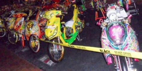 Kombinasi Warna Teduh Akan Dominasi Modifikasi Motor 2013   waspada online pusat berita dan informasi medan sumut aceh
