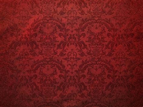 pattern vintage red vintage red damask floral pattern canvas background photohdx