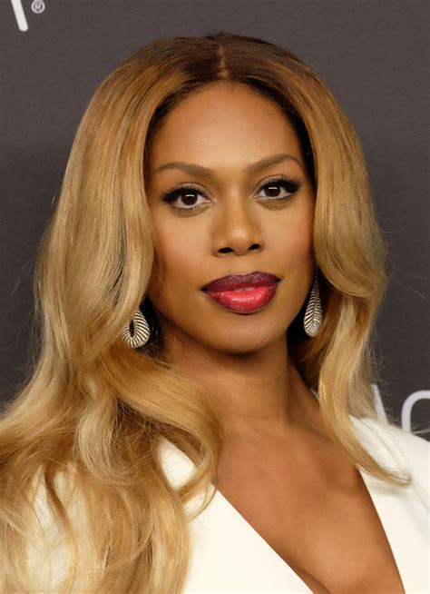 laverne cox laverne cox hbo s post 2016 golden globe awards party in