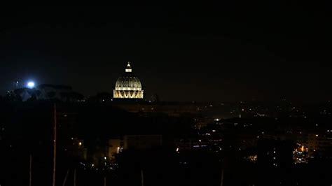 nuova cupola ultime notizie san pietro nuova illuminazione a led per il quot cupolone