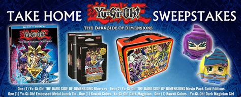 Yugioh Sweepstakes - yu gi oh news take home yu gi oh the dark side of dimensions sweepstakes