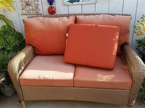 How To Make Patio Furniture Cushions Seating Replacement Cushions For Outdoor Furniture For Patio Decorations Roy Home