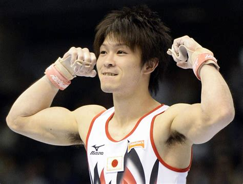 king kohei aiming for seventh gold at artistics gymnastics worlds uchimura and biles aims to secure more gold at the 2015