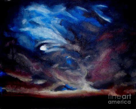 paint nite spokane skies by fayant