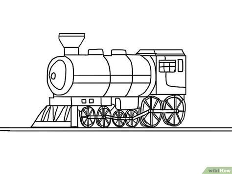 Mainan Kereta Mrt By Daymart gambar 4 menggambar kereta api wikihow gambar berjudul