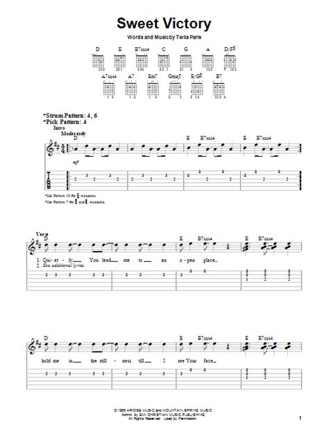 Colorful Prince Of Peace Guitar Chords Inspiration - Beginner Guitar ...