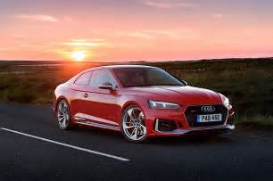 audi rs5 specs 2017 autoevolution