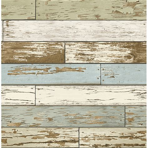 Weathered Shiplap Weathered Texture Sky Blue Scrap Wood Wallpaper By A