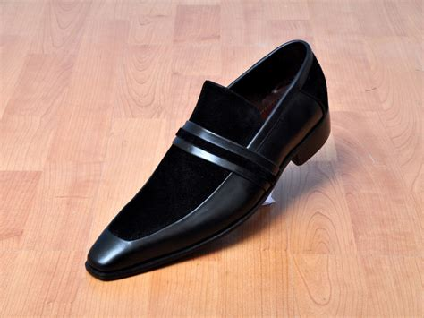 Mens Leather Shoes Handmade - handmade mens leather shoes custom formal slip on