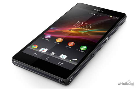 xperia z sony mobile sony xperia z prices compare the best plans from 0