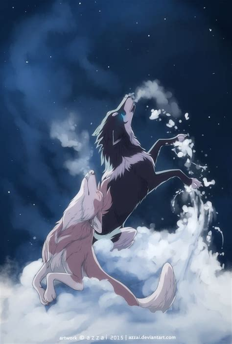 A Anime Wolf by Best 25 Anime Wolf Ideas On How Is Ksi