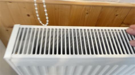 How To Clean Covers by How To Remove Central Heating Radiator Covers To Clean