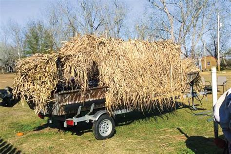 duck island boat blind how to create a killer boat blind on a budget wildfowl