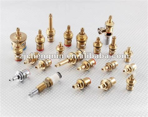 Faucet Supplier Shower Diverter Cartridge Faucet Stem Parts Upc Shower