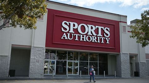 sports authority going out of business sales could start