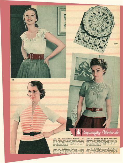 Vintage Swing Mode by Best 25 Mode Der 50er Ideas On