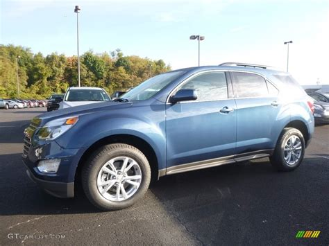 patriot blue paint 2017 patriot blue metallic chevrolet equinox lt awd