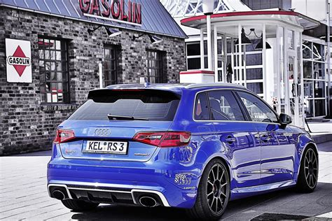 Audi Rs3 Leistung by Oettinger Unleashes 382kw Audi Rs3 Hatch Forcegt