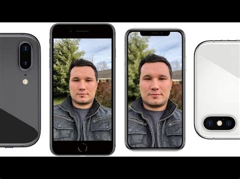 comparison iphone x vs iphone 8 plus quality iphone discussions on appleinsider forums