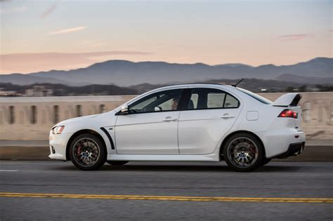 mitsubishi evo 2016 top speed 2015 mitsubishi lancer evolution x edition picture