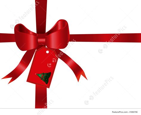 templates christmas gift bow background stock illustration   featurepics