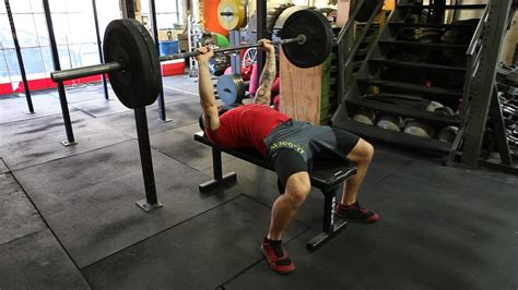 how is the bench press done barbell bench press the best exercises for a thick