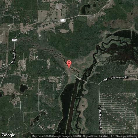 cabins   rodman reservoir  florida usa today
