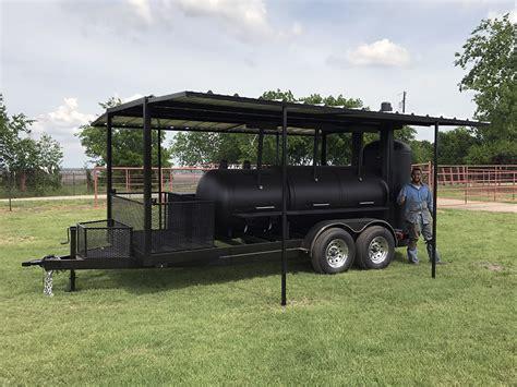 awning trailer 42 awning trailer johnson custom bbq smokers