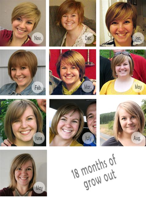 how long to grow out chin length hair with pictures susan clark sketches and inspiration growing out a short