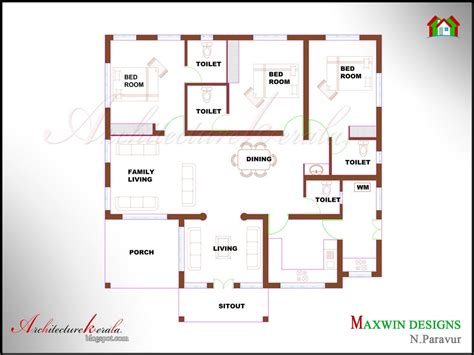 single floor house plans 4 bedroom ranch house plans 4 bedroom house plans kerala