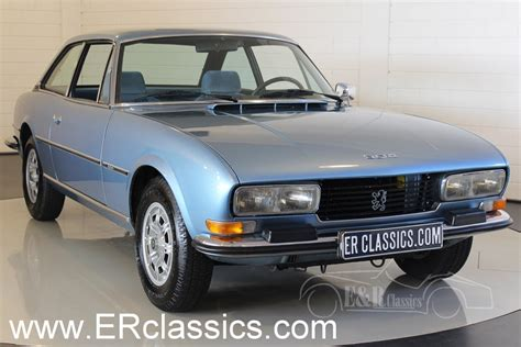 peugeot 504 coupe peugeot 504 coupe 1978 for sale at erclassics