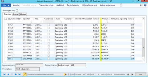 dynamic views currency and system date views in dynamics ax