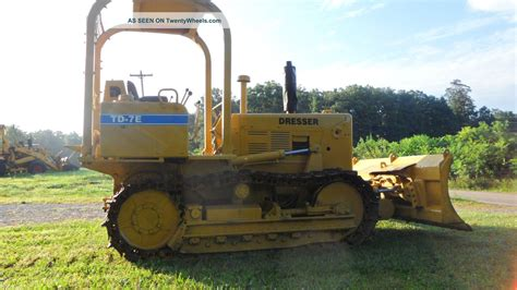Dresser Dozers by Dresser Td7e 90 Undercarriage Parts Updated As Needed