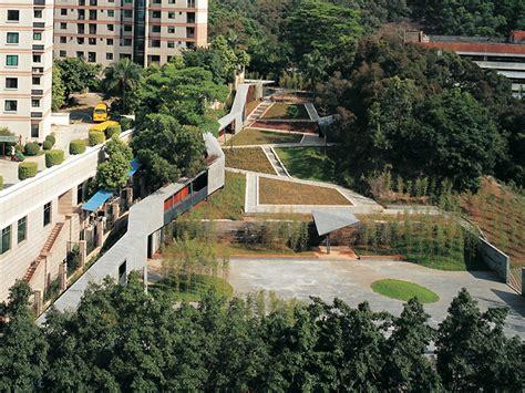 urbanus cui zhu garden in shenzhen china
