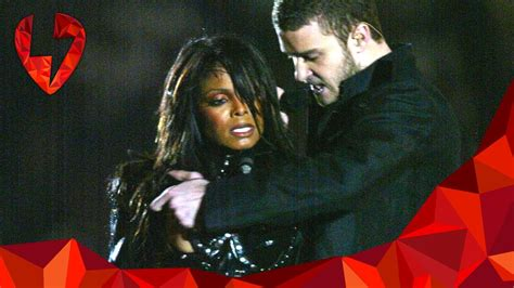 janet jackson has a wardrobe malfunction feb 01 today