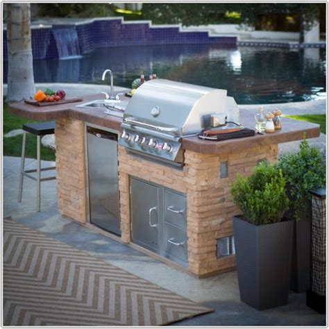 Designing Outdoor Kitchen 35 Ideas About Prefab Outdoor Kitchen Kits Theydesign Net Theydesign Net